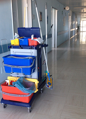 Hospital & Healthcare Cleaning